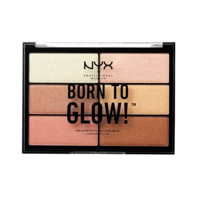 NYX Professional Makeup Born To Glow Highlighting Palette -