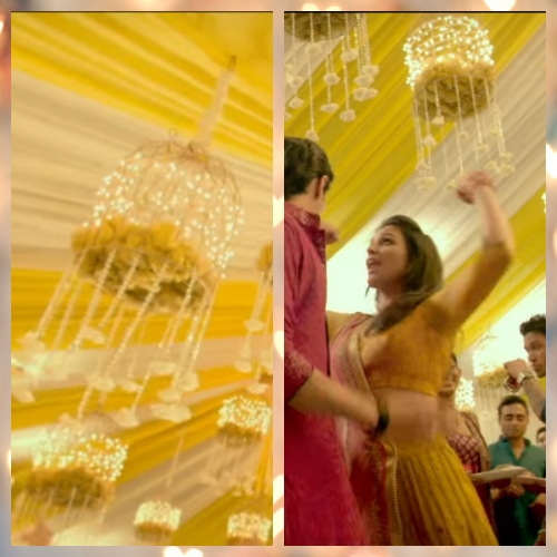 9 bollywood inspired wedding decor