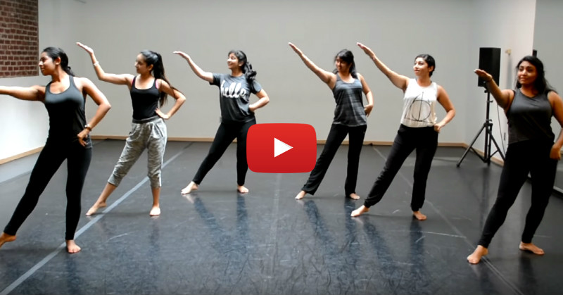 "The Perfect ""Manwa Laage"" Choreography For Your Bestie's Shaadi!"