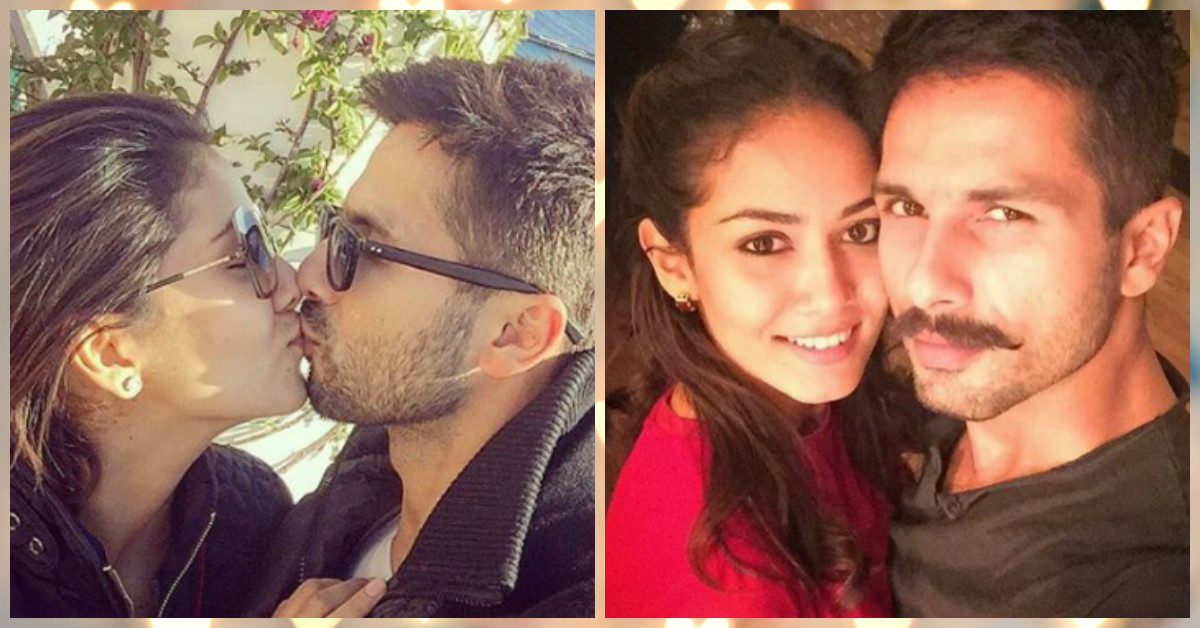 7 Times Shahid & Mira Proved They're The CUTEST Together!