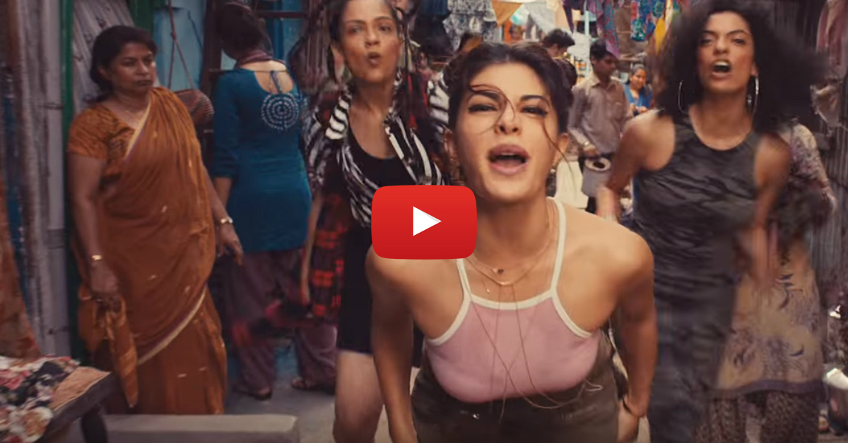 "Jacqueline vs The Spice Girls: This ""Wannabe"" Video Is AMAZING!"