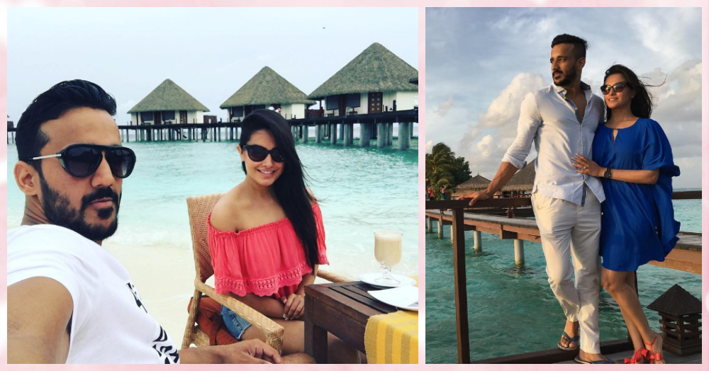 This Celeb Couple's Amazing Holiday Pics Will Make You SIGH!