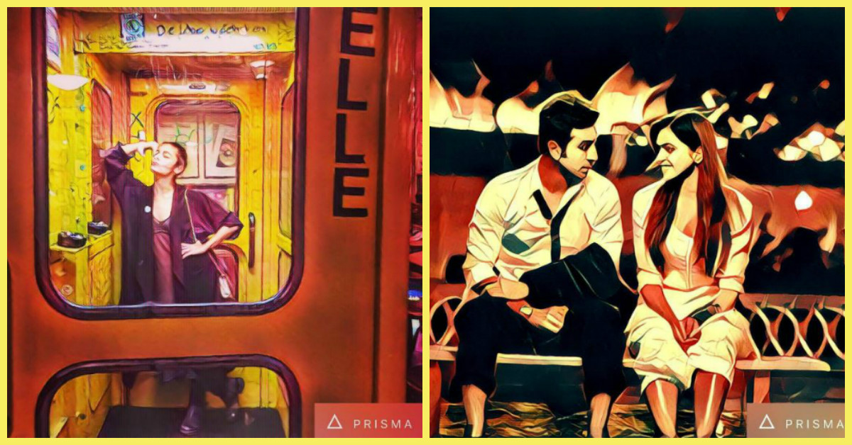 Bollywood Is On Prisma - And These Pics Are Just Breathtaking!