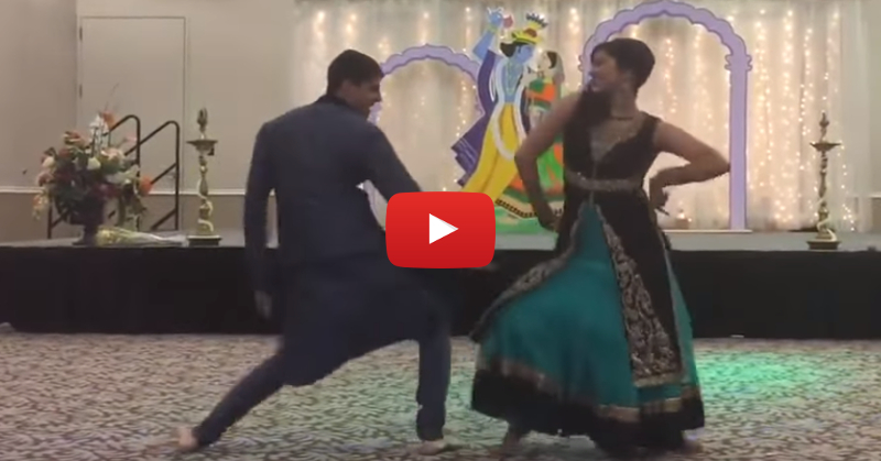 This Bride Danced With Her Brother At The Sangeet & It's AWESOME