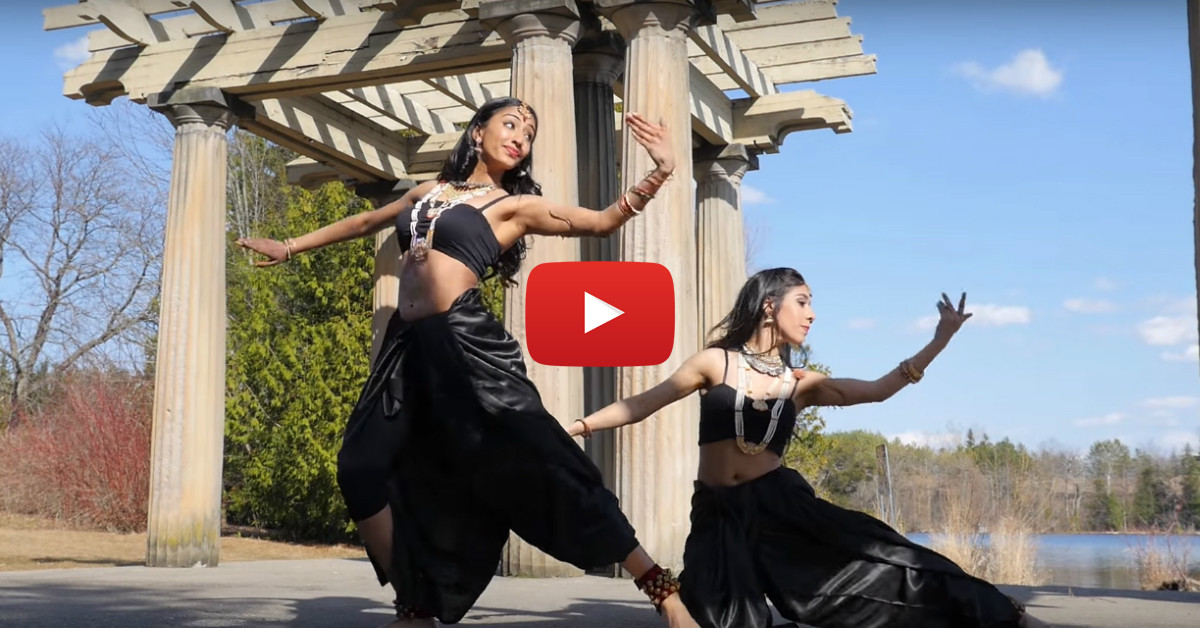"""These Two Girls Dancing On """"Taal Se Taal"""" Will Make You Go WOW!!"""