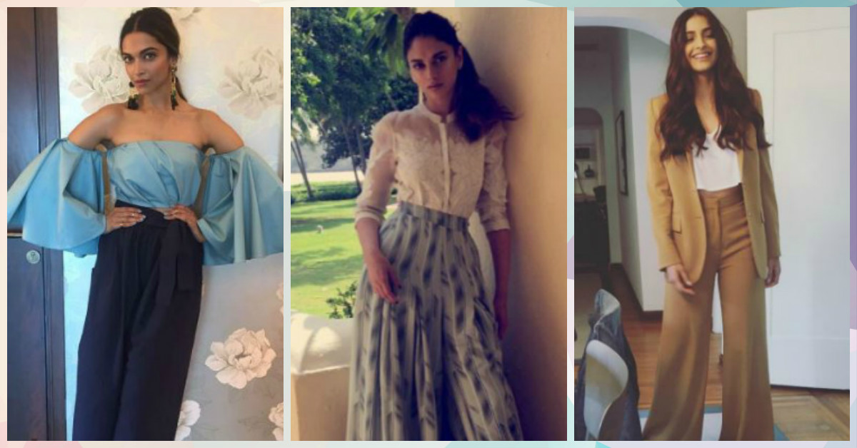 7 Awesome Ways To Style Your Palazzos - Not Just With Kurtis!