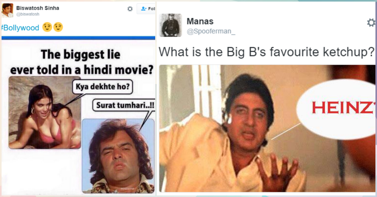 7 Tweets About Bollywood That'll Make You Laugh Till You Cry!