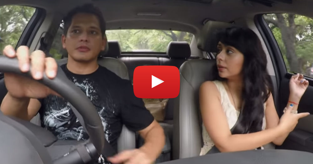 When Guys Won't Ask For Directions - This Is Every Couple EVER!