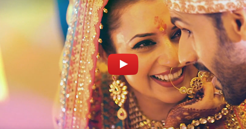 Divyanka Tripathi & Vivek Dahiya's Wedding Film Is So ADORABLE!