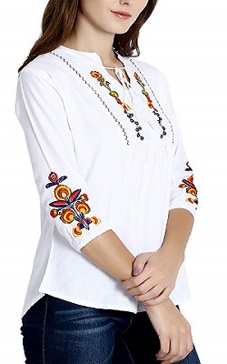cute-in-cream-best-short-kurti