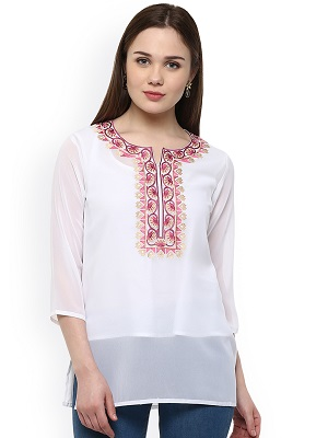 embroidery-best-short-kurti