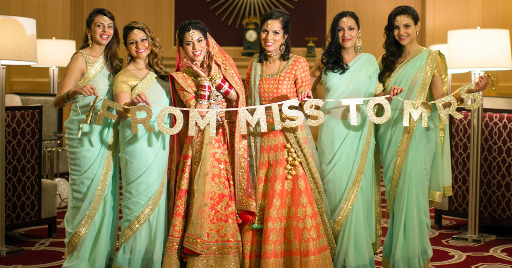 Gorgeous Wedding Themes You'll Want To Steal For Your Shaadi!