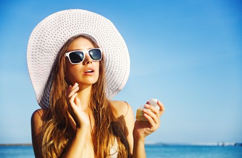 10 skin care tips for the beach