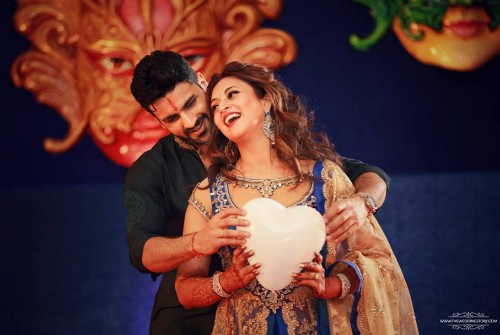wedding pictures of divyanka and vivek 2