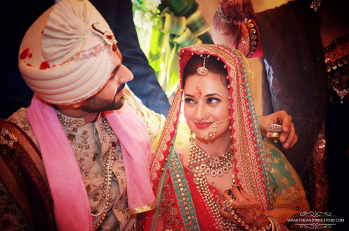 wedding pictures of divyanka and vivek 7