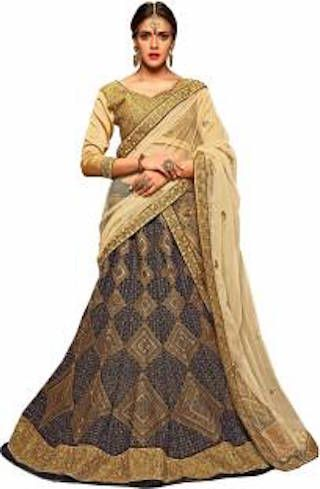 1 wedding lehengas