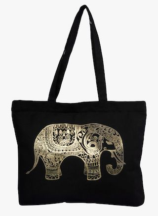 13 traditional printed bags