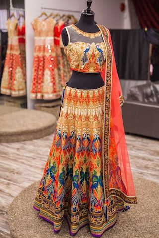 15wedding lehengas