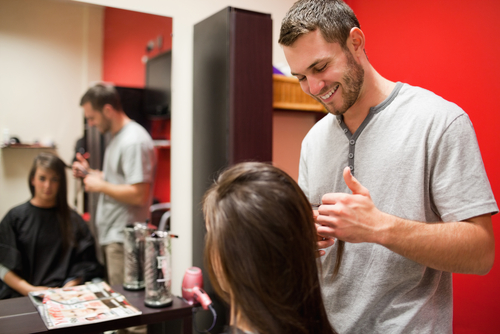 3 things not to do during a haircut
