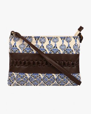 3 traditional printed bags