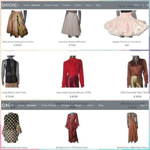 websites to sell clothes