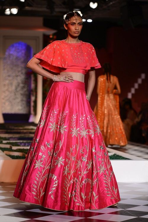 4 Lehengas From Couture Week