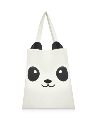 6 Canvas Tote Bags
