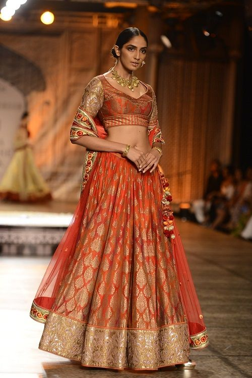 6 Lehengas From Couture Week