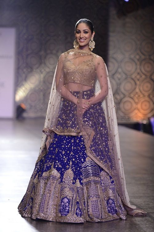 7 Lehengas From Couture Week