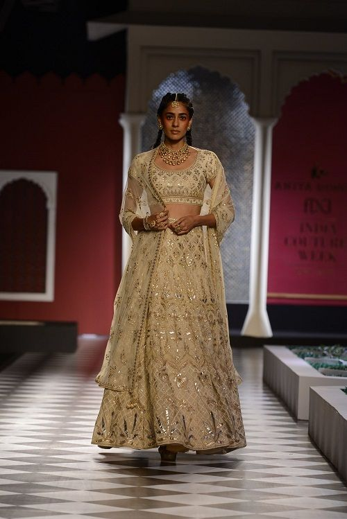 9 Lehengas From Couture Week