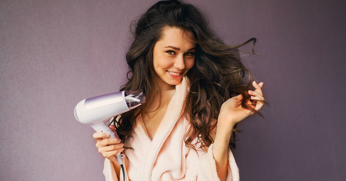 Say hello to gorgeous bouncy hair with these blow drying tips