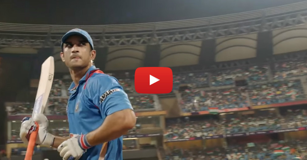 """The """"M.S. Dhoni"""" Trailer Will Make You Fall In Love With Sushant"""