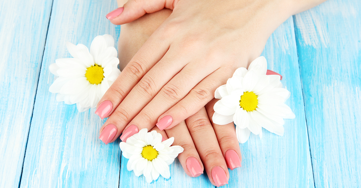 How To Keep Your Hands Soft & Smooth For The Wedding!