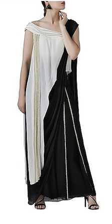ivory-and-ebony-pre-drapped-saree