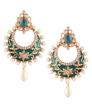 10 chand baali earrings