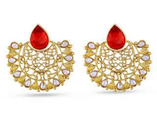 11 chand baali earrings