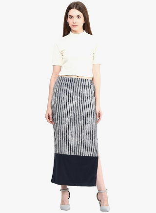 2 affordable long skirts