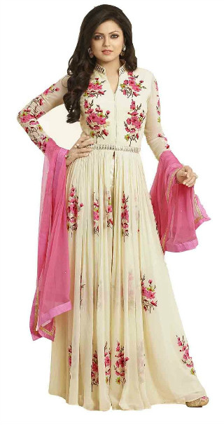 3 pretty anarkali suits