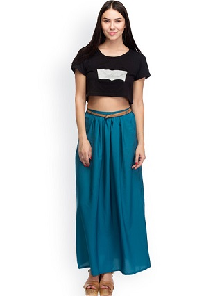 4 affordable long skirts