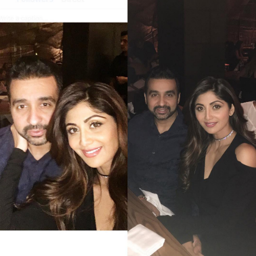 5 pictures of shilpa shetty and raj kundra