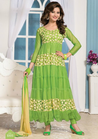 5 pretty anarkali suits