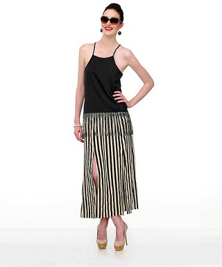7 affordable long skirts