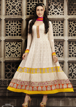 8 pretty anarkali suits