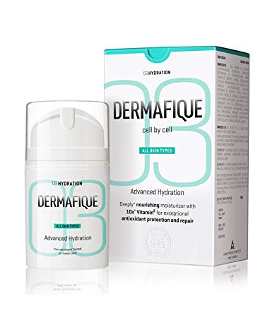 Dermafique Advanced Hydration, White