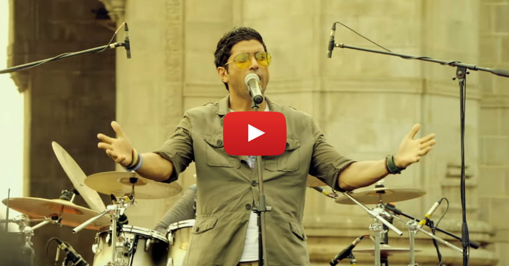 "This Song From ""Rock On 2"" Will Chase Away Your Mid-Week Blues!"