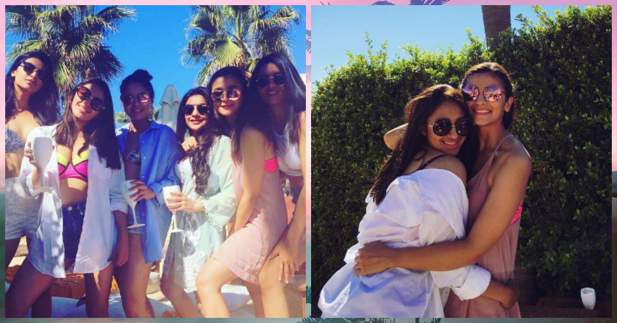 Dear Bestie, We NEED To Go On A Vacay Like Alia & Her BFFs!