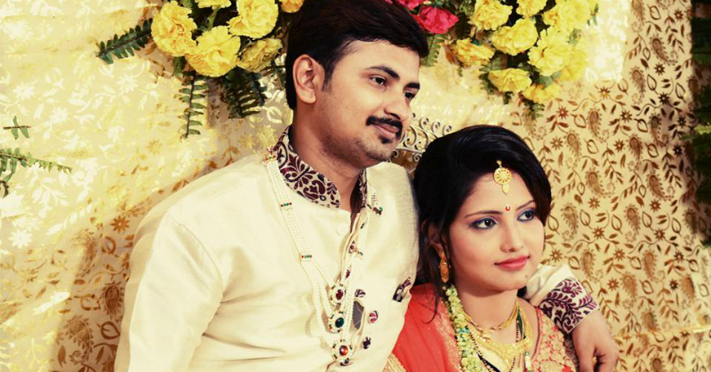 Bengali Bride, North Indian Groom… This Love Story Is SO Cute!