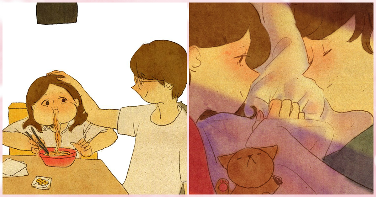 10 Adorable Relationship Goals For EVERY Girl… Illustrated!