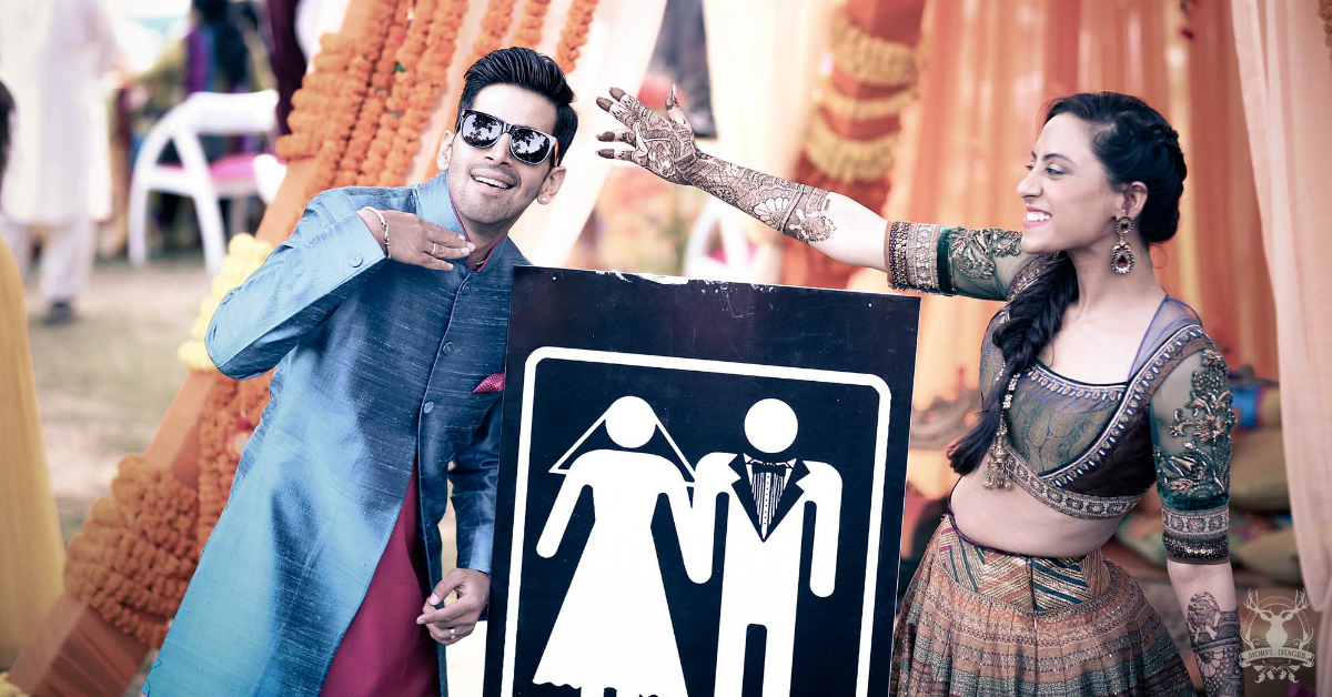 The Cutest Couple Poses For Shaadi Pics You'll Treasure Forever