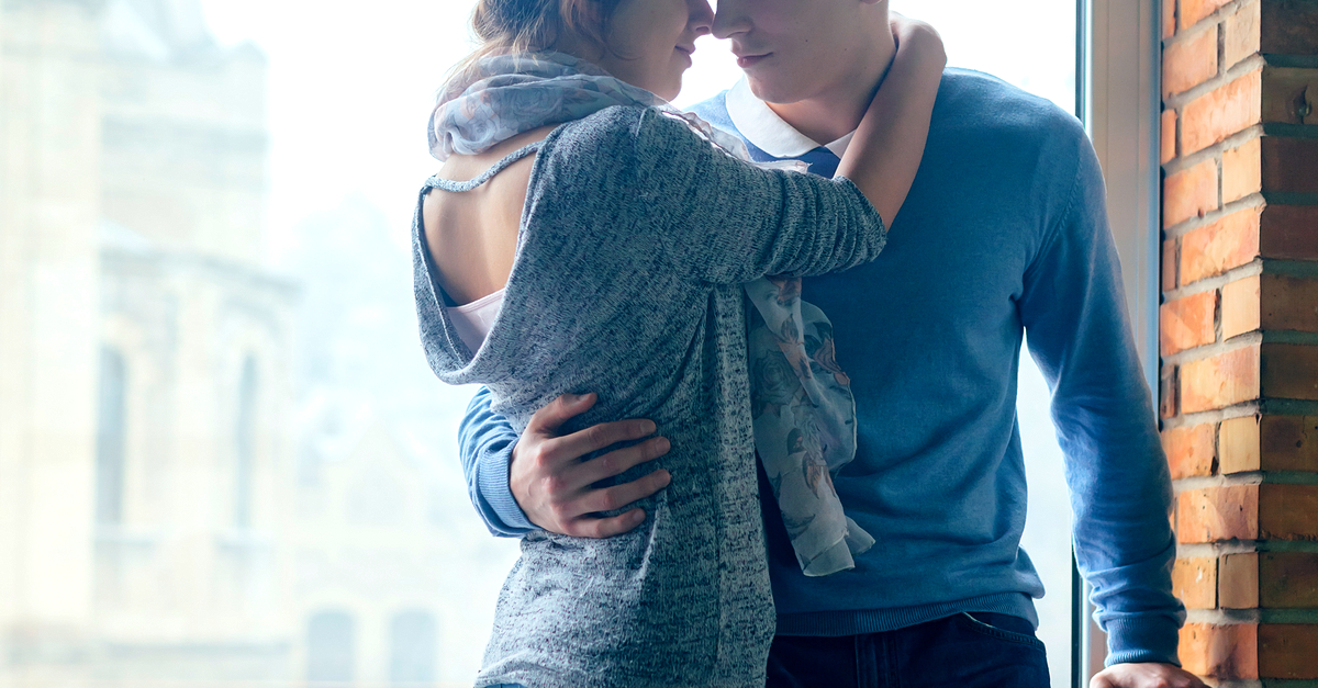 #MyStory: What My First Kiss Was Really Like...